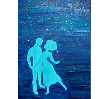 Dancing in the Stars Photographic Print