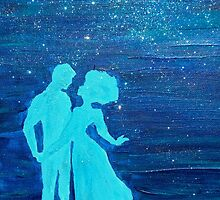 Dancing in the Stars by Jazlyn Williams