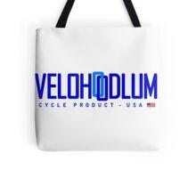 Velo Hoodlum - Blue Link USA Tote Bag