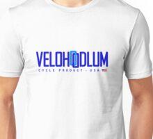 Velo Hoodlum - Blue Link USA Unisex T-Shirt