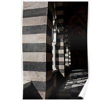 Inside Portico Poster