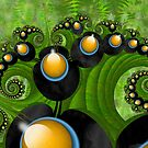 Eggs Grow in the Forest by lacitrouille