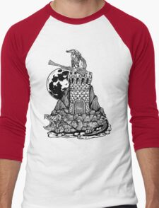 Viking Castle Turtle T-Shirt