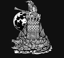 Viking Castle Turtle Unisex T-Shirt