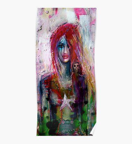 Grim Girl Poster
