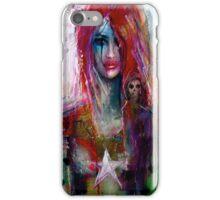 Grim Girl iPhone Case/Skin