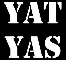 YAT-YAS by HeyYouBuyThis