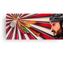 Brent Seabrook: Chicago Blackhawks Canvas Print