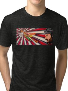 Brent Seabrook: Chicago Blackhawks Tri-blend T-Shirt