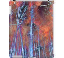 Ice Tree Abstract iPad Case/Skin