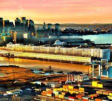 Boston Sea Cruise  by LudaNayvelt