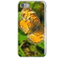 Pearly Crescent Butterfly iPhone Case/Skin