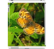 Pearly Crescent Butterfly iPad Case/Skin