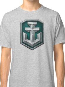 World of Warships Logo Classic T-Shirt