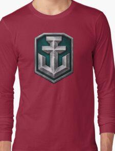 World of Warships Logo Long Sleeve T-Shirt