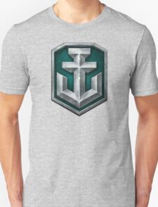 World of Warships Logo T-Shirt