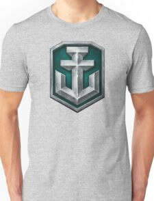World of Warships Logo Unisex T-Shirt