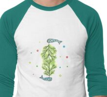 Pastel Connection Men's Baseball ¾ T-Shirt