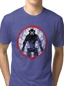 District 9 ( I.E.D. Edition.) Tri-blend T-Shirt