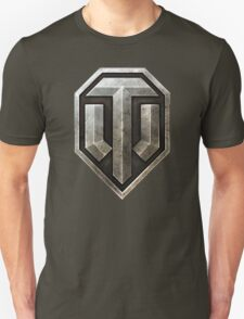 World of Tanks Logo Unisex T-Shirt