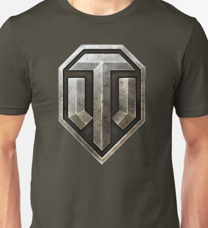 World of Tanks Logo Unisex T-Shirt