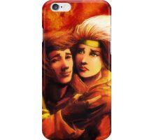 Troubled iPhone Case/Skin