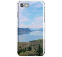 Salmon Arm, British Columbia iPhone Case/Skin