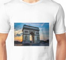 Arc De Triomphe 3 Unisex T-Shirt