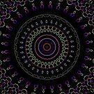 The Guru Within Mandala by Mystikka