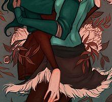Korrasami by Jennalee Auclair