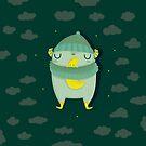 Hug the moon by mjdaluz