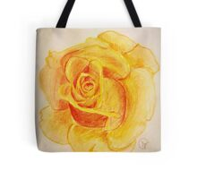 Portrait of the Golden Queen Tote Bag