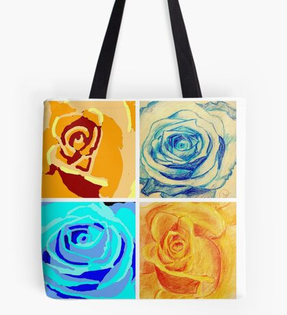Royal Portraits Tote Bag