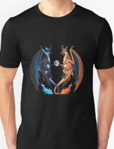 Mega Charizard X and Y T-Shirt