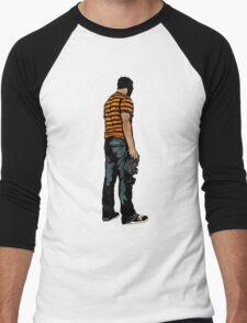 Leroy UNMASKED! Men's Baseball ¾ T-Shirt