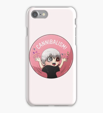 Cannibalism! iPhone Case/Skin