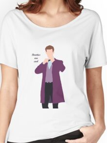 Bowties are cool Women's Relaxed Fit T-Shirt