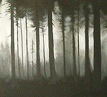 Dark Mist by satu kirk