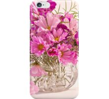 Cosmos - Summers Last Bouquet  iPhone Case/Skin