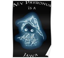 My Patronus is a Jawa Poster