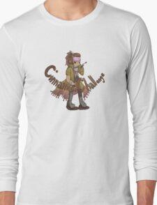 Cinnamon Challenge  Long Sleeve T-Shirt