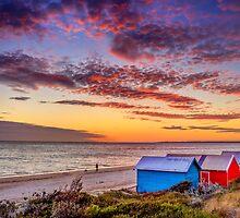 Edithvale Beach - Melbourne Victoria by Chris Kean