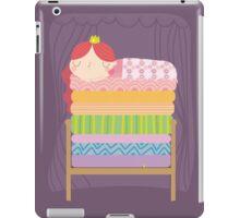 The princess and the pea iPad Case/Skin