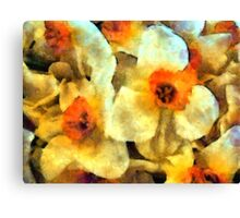 Sunny Days of Spring Canvas Print