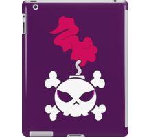 skull boom iPad Case/Skin