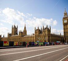 Parliament by Simon Cross