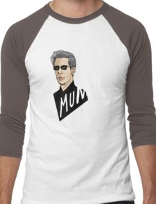"""Munch"" Men's Baseball ¾ T-Shirt"