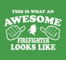 Firefighter Awesome Firefighter by mujaer88