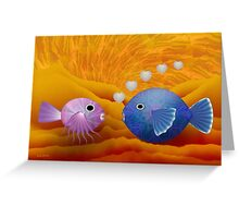 Inner Child - Love In The Afterlife Greeting Card