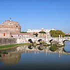 Castel Sant' Angelo by Simon Cross